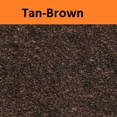 Tan-Brown-Granite — 231