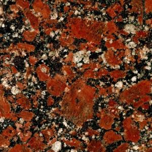 фото Купить и заказать красный Капустинский гранит цена в Москве карьер натуральный камень работы и монтаж